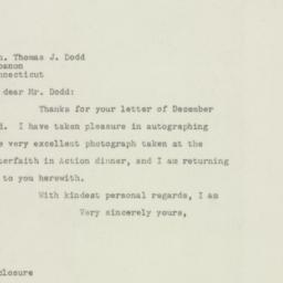 Letter : 1948 December 6