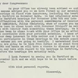 Letter : 1955 October 25
