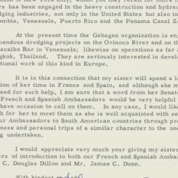 Letter: 1954 September 30