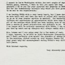Letter : 1946 April 17