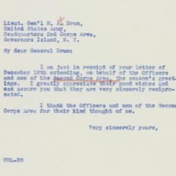 Letter : 1939 December 21