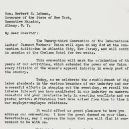 Letter : 1937 April 16