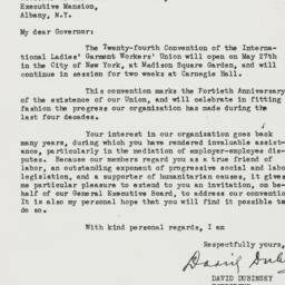 Letter : 1940 May 3
