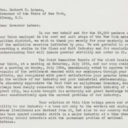 Letter : 1940 July 16