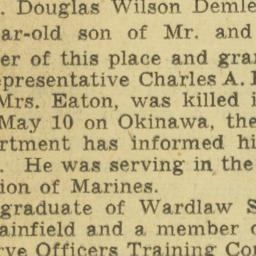 Clipping: 1945 June 13