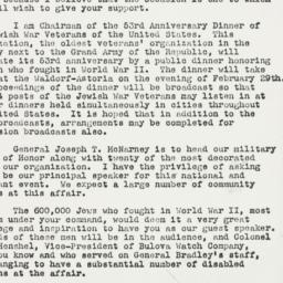 Letter: 1948 January 9