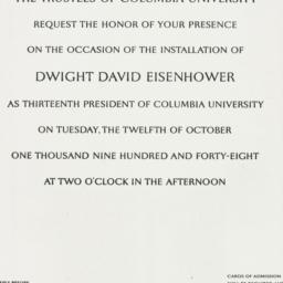 Invitation : n.d.