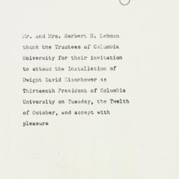 Letter : 1948 September 4