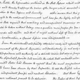 Document, 1798 August 02