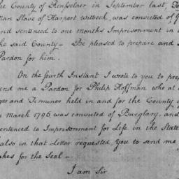 Document, 1797 October 11