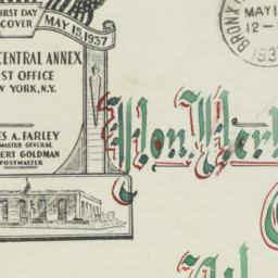 Envelope: 1937 May 12