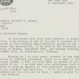 Letter : 1941 September 16