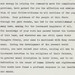 Speech: 1941 July 15