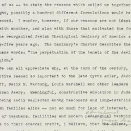 Speech: 1947 February 17