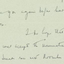 Letter : 1949 July 10