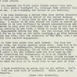 Letter : 1948 April 12