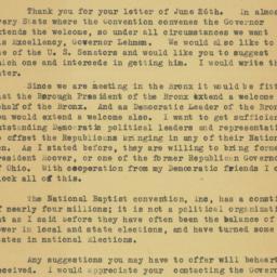 Letter: 1935 September 3