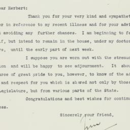 Letter : 1930 April 10