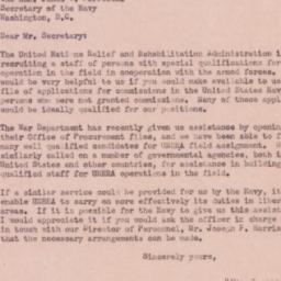 Letter : 1944 June 1