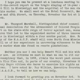 Letter : 1955 October 19