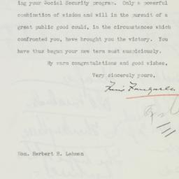 Letter: 1937 February 13