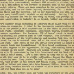 Letter : 1955 April 26
