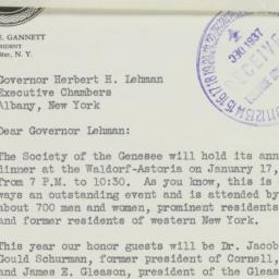 Letter : 1937 December 22