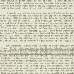 Speech: 1950 February 13