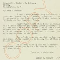 Letter: 1945 December 13