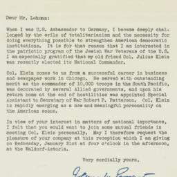 Letter : 1948 January 14