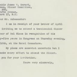 Letter : 1948 April 22