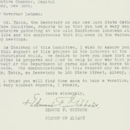 Letter : 1934 July 16