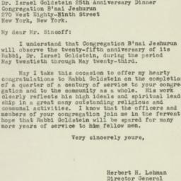Letter : 1944 May 11