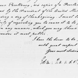 Document, 1795 January 03