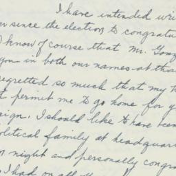 Letter : 1938 December 10