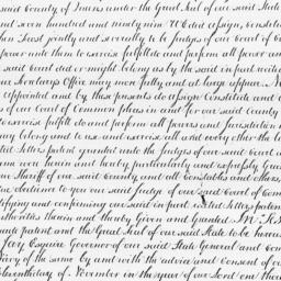 Document, 1799 February 18