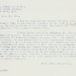 Note : 1935 November 18