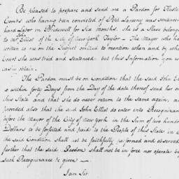 Document, 1797 October 26