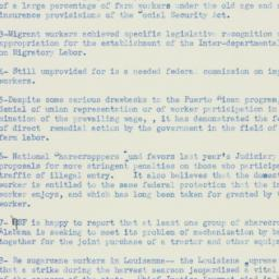 Letter: 1955 March 1