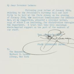 Letter : 1937 January 21