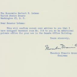 Letter : 1955 March 30