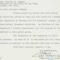 Letter : 1938 August 10