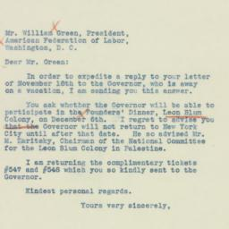 Speech: 1938 November 22
