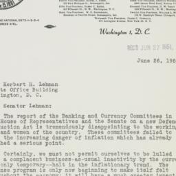 Note : 1951 June 26