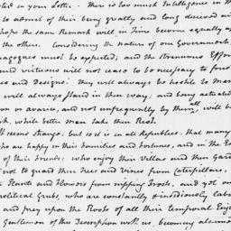Document, 1796 February 29