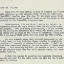 Letter : 1956 June 7