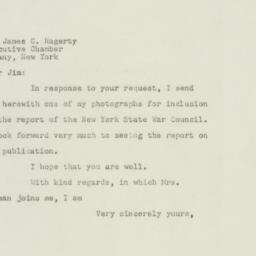 Memorandum : 1949 March 2
