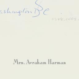 Letter : 1963 April 5