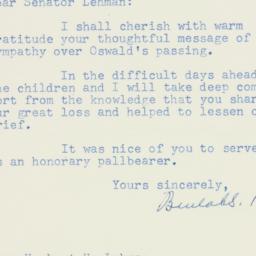Letter : 1959 June 12