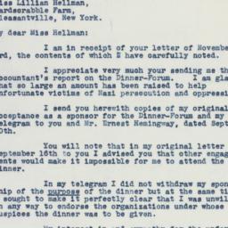 Note : 1941 November 25